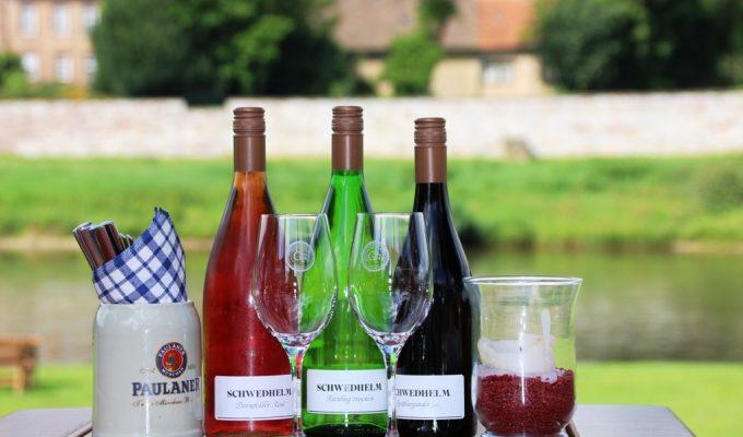 Weinfest im Grohnder Fährhaus am 06.08.2017