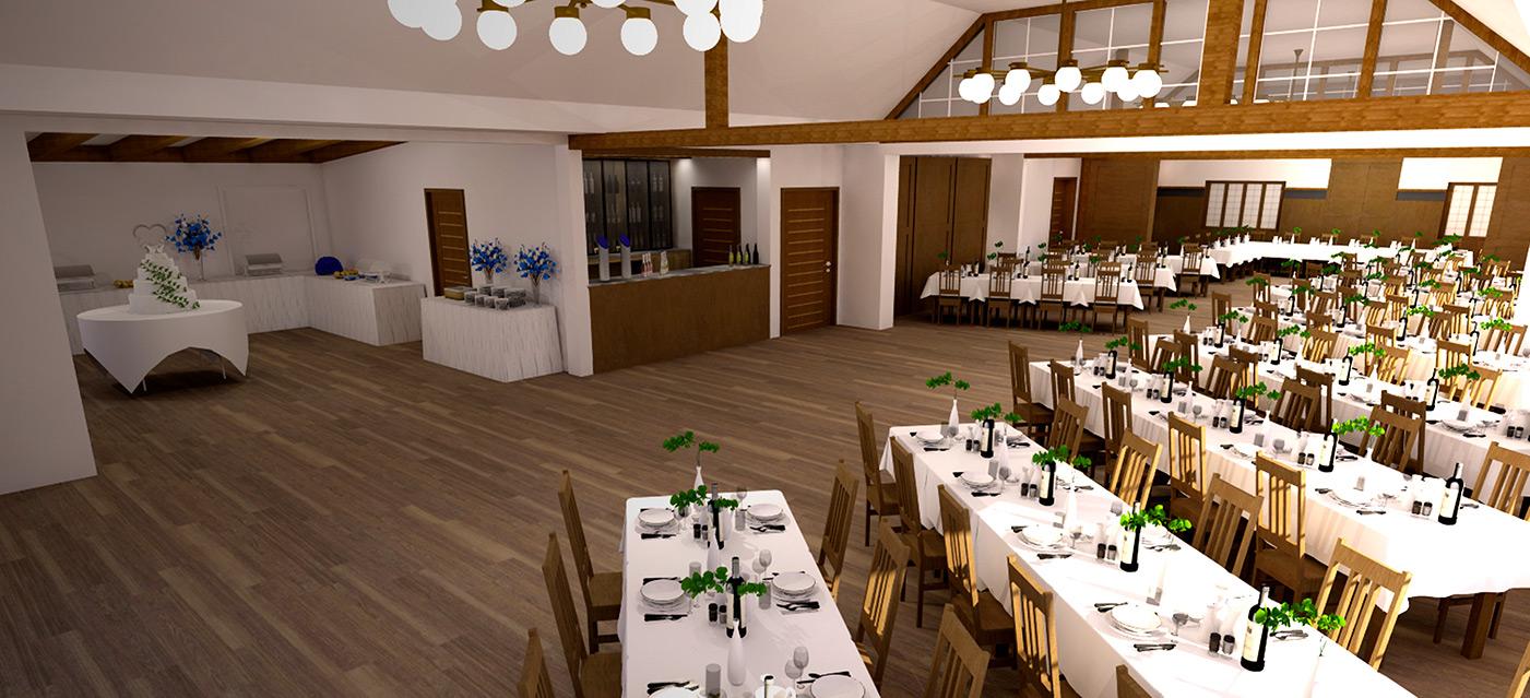 Hochzeitslocation - Festsaal - Hameln, Pyrmont, Hannover