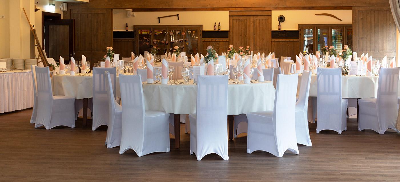 Grohnder Festsaal für Hochzeiten