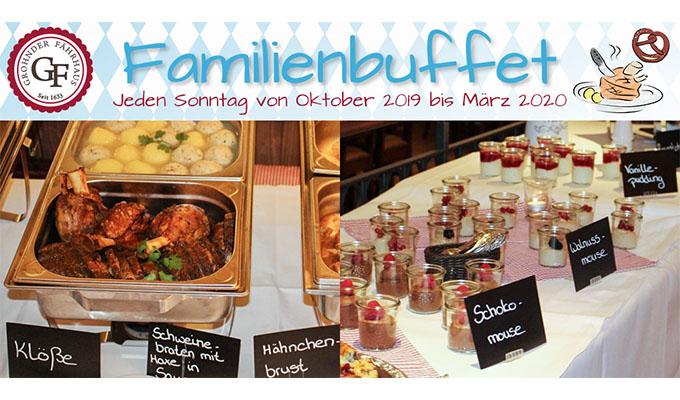Familienbuffet 2019-2020 im Grohnder Fährhaus