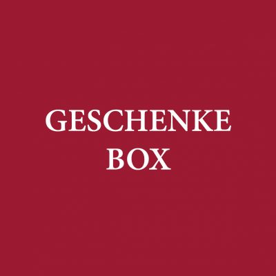 Ob einzeln oder als Zugabe zu einem Gutschein von uns - Die Geschenke Boxen kommen an!